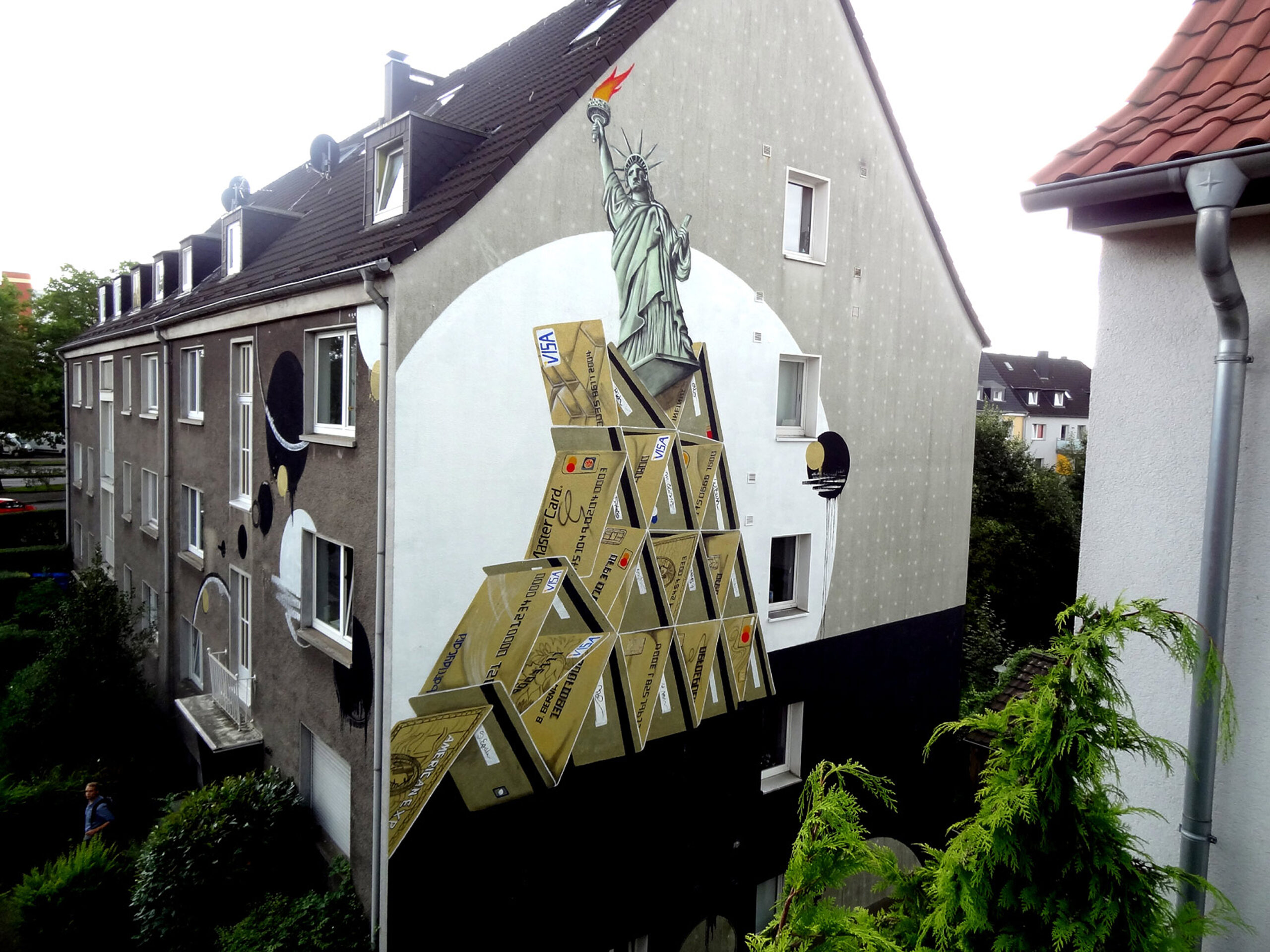 "Shanti_Signl / ""House of Cards"" / Essen"