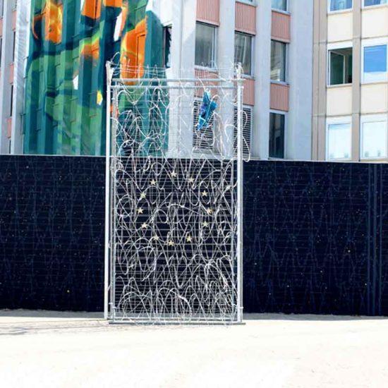 40 Grad Urban Art Festival in Düsseldorf